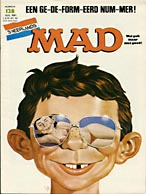 MAD MAGAZINE copyright 2000 by William Gaines
